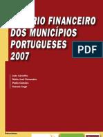 Anuário Financeiro dos Municípios Portugueses - 2007
