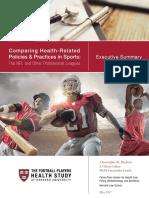 Harvard Exec Summary - Recommendations