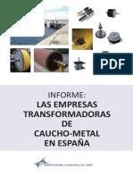 Informe Caucho Metal Espana