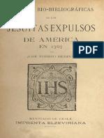 MEDINA Jesuitas Expulsos