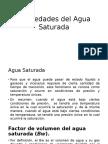 Propiedades del Agua Saturada.pptx