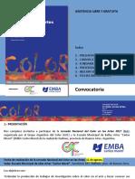 ColorenlasArtes2017 convocatoria modificada