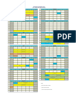 Academic Calendar 2017 MIAT