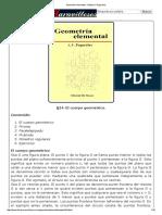 Geometria Elemental - Aleksei v Pogorelov
