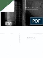 Jacques-Alain Miller - El ultimísimo Lacan