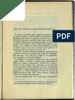 "Cum s-a stricat limba românească?  - Ion Lahovary (""Convorbiri Literare"", 1910-11)"