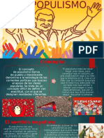 Populismo - latinoamericano