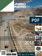Directorio Minero 2016