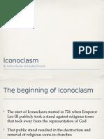 iconoclasm  heresy project