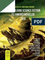 Jonathan Strahan - Az Év Legjobb Science Fiction És Fantasy Novellái