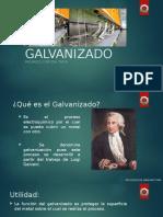 Presentación Galvanizado
