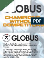 Presentazione Globus Inglese 06-2008