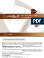 Demonstrativo Financeiro AACD Financas