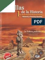 Historia y Ciencias Sociales Primero Bach
