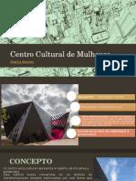 Centro Cultural de Mulhouse