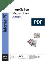 Informe Prensa ICEV