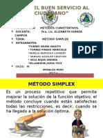 Diapos Metodo Simplex