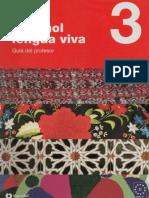 Perez l Ramos j Espanol Lengua Viva 3 Guia Del Profesor