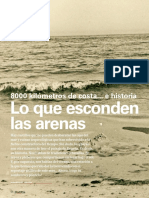 Playas Con Historia. Lo Que Esconden Las Arenas