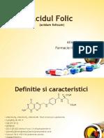 Acidul Folic