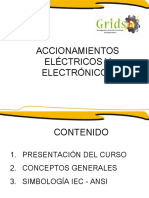 accionamientos electromecánicos