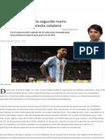 El Caso Messi_ La Segunda Mano de Dios y Una Siesta Catalana - 05.05