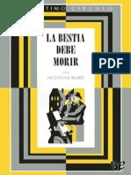 001 La Bestia Debe Morir - Nicholas Blake (1).pdf