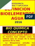 1.1-Bio Quimica Concepto