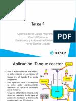 Tanque reactor
