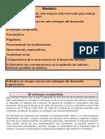 Unidad (III). de Psicologia Del Desarrollo.