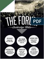 Tunbridge Wells Forum Pack