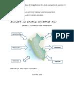 Balance de Energia en el Peru 2013.pdf