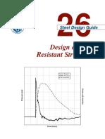 AISC Design Guide 26 Design of Blast Resistant Structures