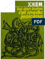 Luj-Žan Kalve - Rat među jezicima.pdf