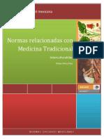 Normas y Medicina Tradicional