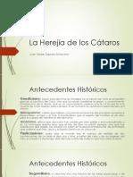 Unidad 6 La Herejía de los Cátaros - Juan Felipe Zapata