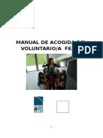 Manual Acogida