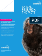 animal research the facts