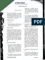 Tax General Principles