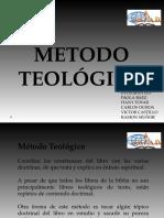 Expo Metodo Teologico