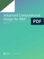 Adv Comp Design for BIM - Student Manual
