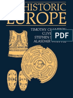 [Timothy Champion, Clive Gamble, Stephen Shennan Prehistoric Europe