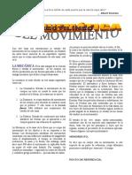 Cinemática  del Movimiento Rectilíneo.doc
