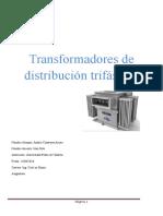 Transformadores Trifásicos de Tipo Distribución 2