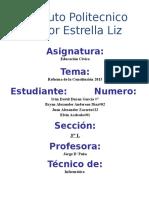 Instituto Politecnico Victor Estrella Liz