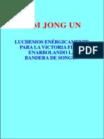 Bandera Songun