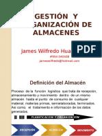 Gestion de Almacenes James