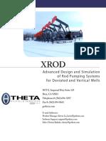 Manual Xrod