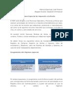 Régimen tributario y legalización de libros contables