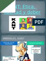 1. PPT KANT ÉTICA, LIBERTAD Y DEBER.pptx